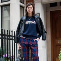 Sophie Warburton, Stylist at The Telegraph