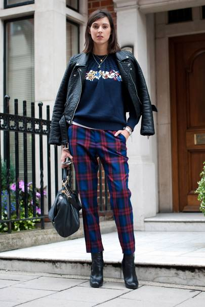 Sophie Warburton, Stylist at The Telegraph