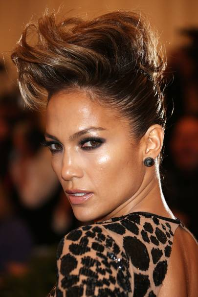Jennifer Lopez Hair Up Styles Delectable Jennifer Lopez Look Book  Celebrity Hair And Hairstyles  Glamour Uk