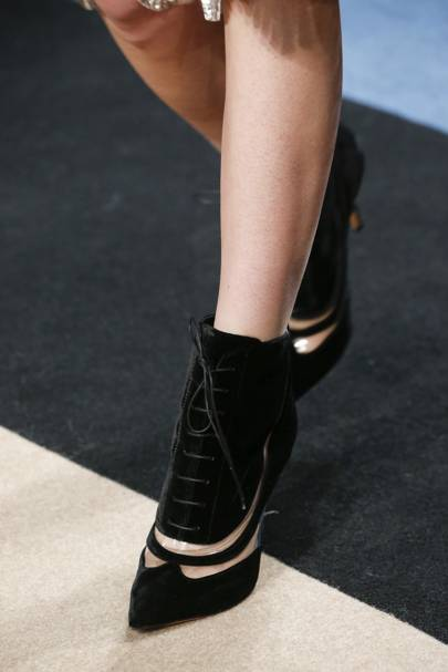 The accessory: The return of the heel