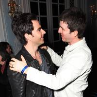 Kelly Jones & Noel Gallagher