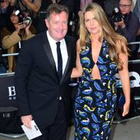 Piers Morgan & Celia Walden