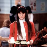 Danica McKellar in The Wonder Years