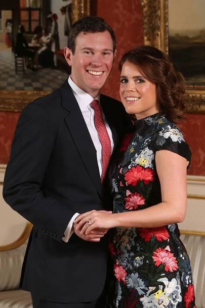 Princess Eugenie and Jack Brooksbank