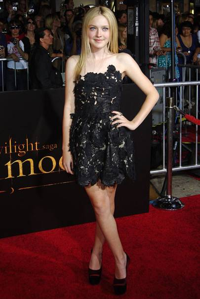 Little Black Dress - Dakota Fanning