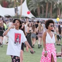 Solange Knowles at Coachella