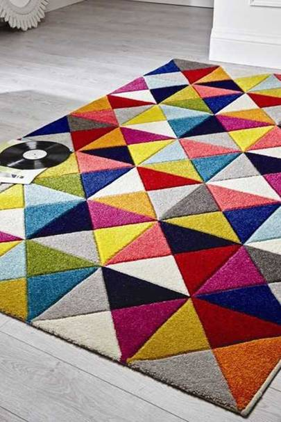 Win 500 To Spend On Modern Rugs Luxury Collection
