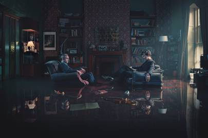Sherlock New Years Day special