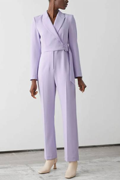 Best Wedding Guest Jumpsuits - Tuxedo Style