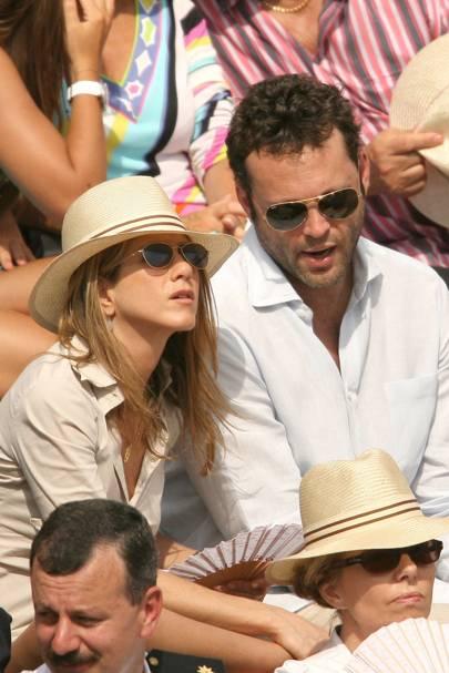 Vince Vaughn & Jennifer Aniston