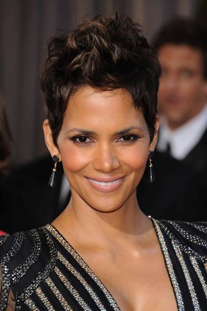 Best 'Edgy': Halle Berry