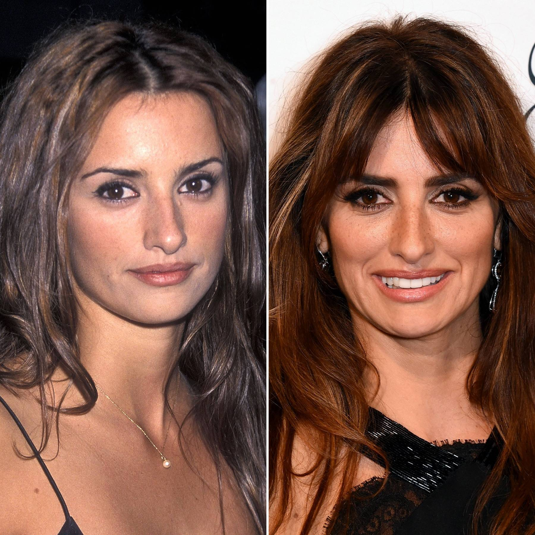 Celebrity Eyebrow Transformations Thin Vs Thick Glamour Uk