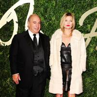 Philip Green & Kate Moss