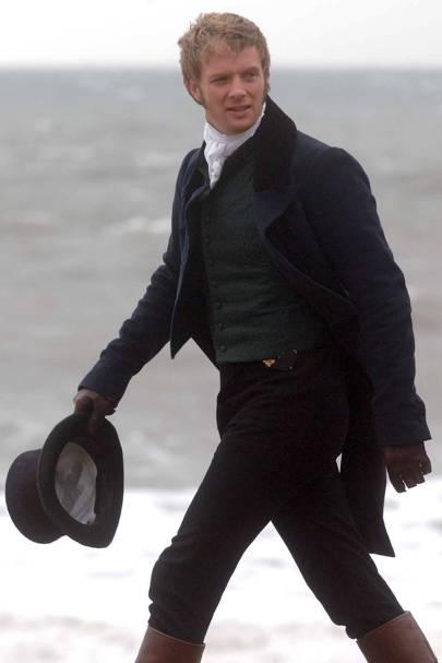 Rupert Penry-Jones' Captain Wentworth