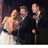Taylor Swift, Jon Bon Jovi & Prince William