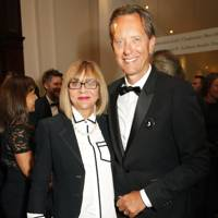 Richard E Grant & wife Joan