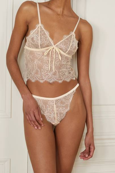 Best neutral sexy lingerie