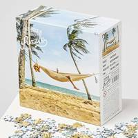 Gifts for her: the jigsaw puzzle for hunkering down at home