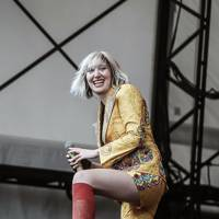 Karen O at Latitude