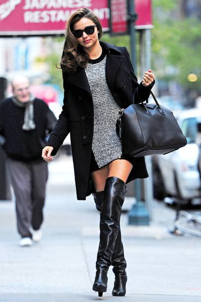 DO #15: Miranda Kerr out and about in New York, November