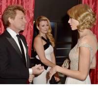 Taylor Swift & Jon Bon Jovi