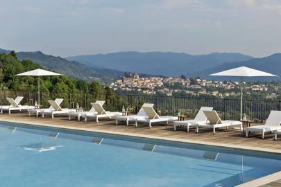 Best for: Great wine and panoramic views