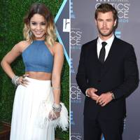 Glamour: Vanessa Hudgens & Chris Hemsworth