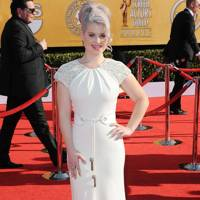 Kelly Osbourne at the SAGs 2012
