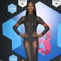 Jourdan Dunn at the 2016 MTV EMA Awards