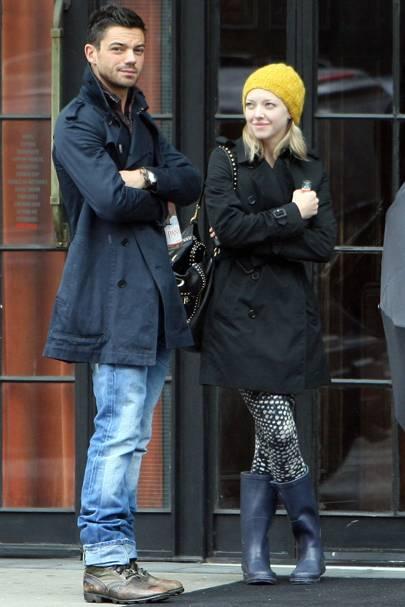 Amanda Seyfried & Dominic Cooper