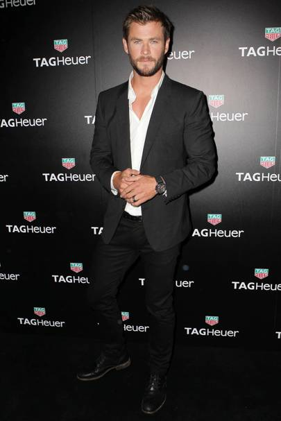 Men In Suits Hot Red Carpet Tailored Glamour Uk Glamour Uk