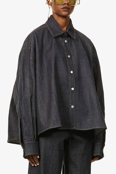 Best Denim Shirts - Structured Silhouette