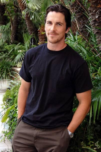 55. Christian Bale