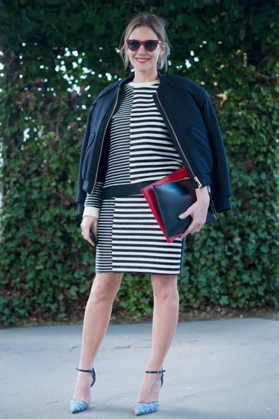 Laura Fantacci, Fashion Editor