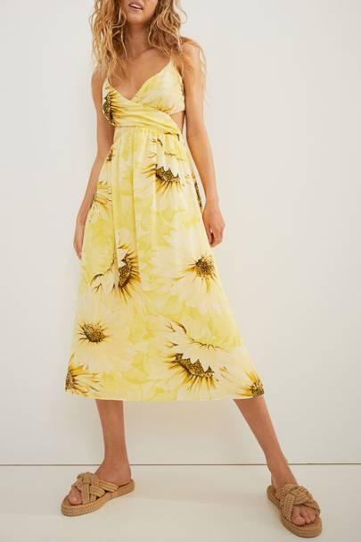 Ladies summer dresses 2021: H&M summer dresses