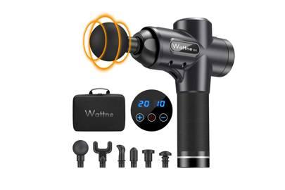 Best massage gun with built-in display: Wattne massage gun