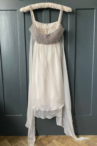 Jenny Packham dress, UK8