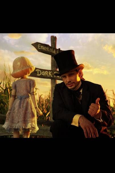 FILM: Oz: The Great And Powerful