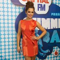 Cheryl at Capital FM's Summertime Ball