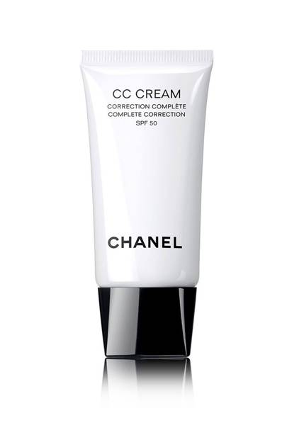 The CC cream with SPF50