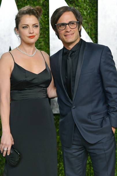 Gael García Bernal and Dolores Fonzi