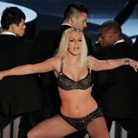 6. Britney's shambolic comeback