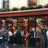 The Coach and Horses, Soho