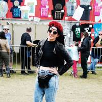 Gemma Griffiths, Teaching Assistant, Isle of Wight Festival