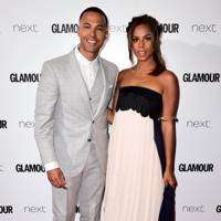 Marvin and Rochelle Humes