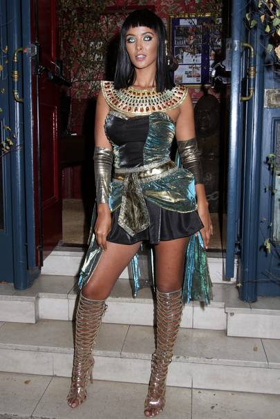 Maya Jama as Cleopatra