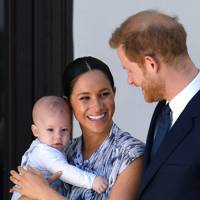 Archie's royal tour debut (September 2019)