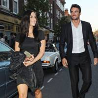 Jessica Lowndes & Thom Evans