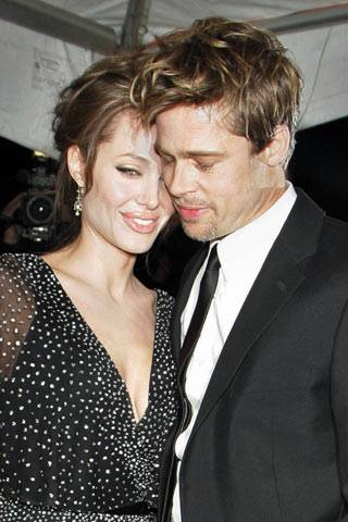Who is brad pitt dating august 2018