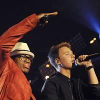 Ne-Yo & Conor Maynard